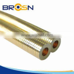 coil with hole neodymium gold strong small permanent magnet generator