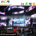 LED stage background Rental indoor p5 p6 big screen tv for live show