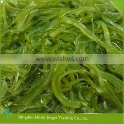 2016 Frozen salted wakame stem cut Other name Shredded wa Frozen newly 2015