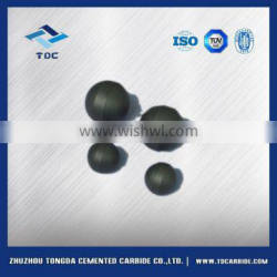 High quality cemented carbide sphere blank