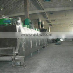 hot selling automatic snack food oven/puff snack dryer for sale