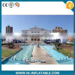 Custom attractive inflatable tent/ inflatable house tent/ inflatable tent with rooms