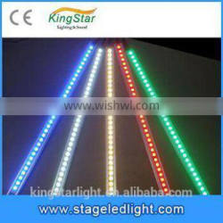 Outdoor Decorative 360 degrees DMX LED Meteor Beam Tube 3D RGB Street Tree Light Vertical Display Quality Choice