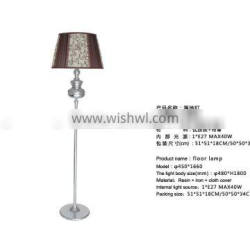 Cloth and art lamp for indoor/modern living room lamps