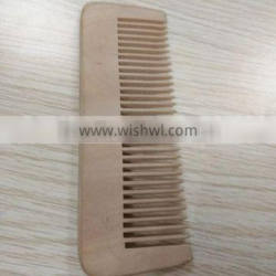Chinatop mini convenient to carry beauty wooden hair cimb