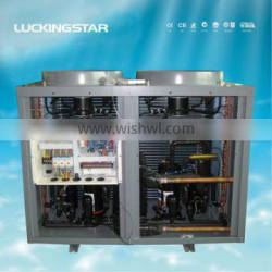 China Commercial Air source Heat Pump Water Heater for Heating and Hot Water with CE,CB,IEC,EN14511,SASO