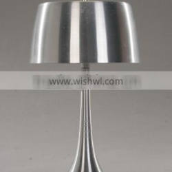 a wrought iron table lamp new design with UL