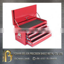 china manufacturing custom metal drawer tool chest , tool cabinet , tool box