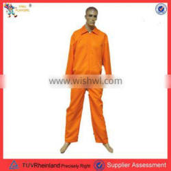 PGMC-0263 Fever male firefighter orange costume cosplay party costume
