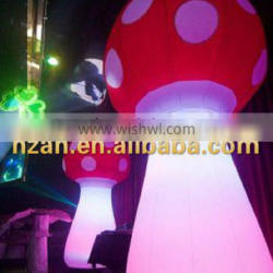 Standing Inflatable Mushroom with LED Light