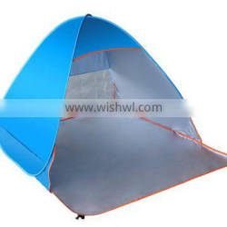 outdoor camping beach shelter sunshade fishing ultraviolet-proof pop up tent