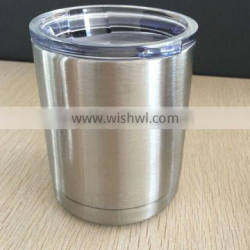 10OZ Amazon Stainless Steel Double Wall Vacuum Insulated Tumbler with Lid