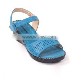 hot selling PU summer women sandals low price ladies sandals mother sandals shoes