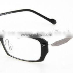 Cheap TR small optical frame with nose pad for unisex