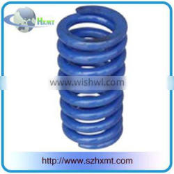 Metal Compression Spring with hook of various colours