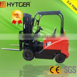 2 Ton New Promotion Electric Forklift Truck Quality Choice