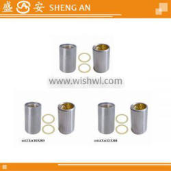 Bushing for auto parts with beige oil seal high quality