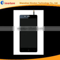 """4.7"""" Black LCD+Touch Panel for Highscreen Ice 2 , LCD Display+Touch Screen Digitizer Glass Lens Repair Parts"""