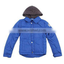 Boy's inventory clothing 725 brand in China padded jacket