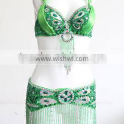 Sexy belly dance performance carnival costume DS019