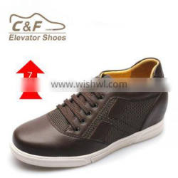 factory handmade sporty smart height increase shoes