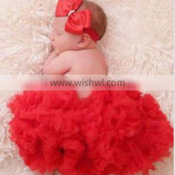 Adorable toddle tutu dress for girls party baby christening dress baby skirt tutu boutique pluffy pettiskirt