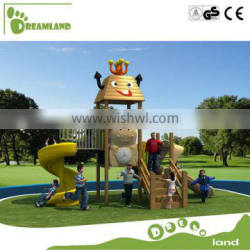 CE approved school newest kids wood playground outdoor