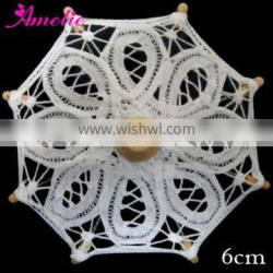 2.36inches Wedding Baby Showers Table Decoration Umbrella