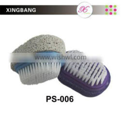 promotional wholesale beauty pumice stone, pumice brush, foot care tools