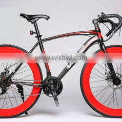26inch road bikes for sale/steel racing bicycle
