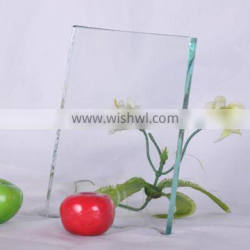 2-22mm clear float glass with CE & ISO Certificate