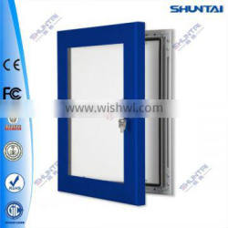 outdoor waterproof click aluminum LED frame