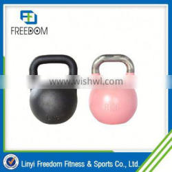 Alibaba China 2016 Pro Grade Casted Steel Competition Kettlebell