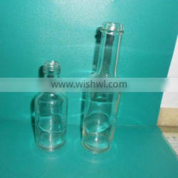 seafood sauce glass bottle