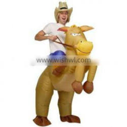 2014 new design inflatable Horse model