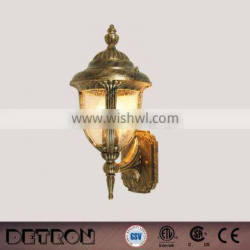 Best Quality Outdoor Wall Mounted Deck Solar Lights,led wall lighting