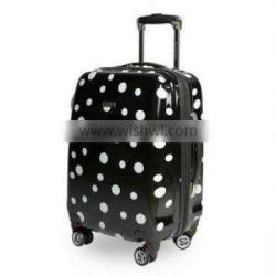 Spinner PC Trolley Case/ABS Luggage 8 wheels