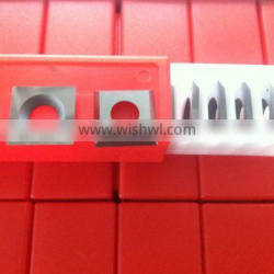 14*14*2*Z4 TCT CARBIDE REVERSIBLE KNIVES FOR CHANGEABLE KNIVES CUTTER HEADS