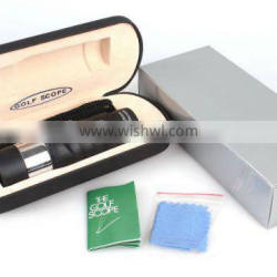 promotional golfscope telescope 10x25 for gift