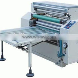 2014 new design electric double side laminating machine