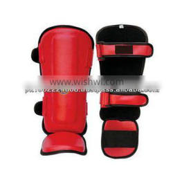 Hot sale high quality SHIN IN STEP MADE OF PVC Karate Practice