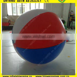 giant inflatable beach ball with logo printing