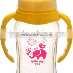 China baby free bottle samples baby bottle for adult