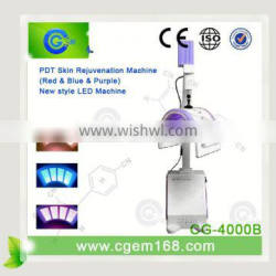 Professional PDT LED Light Therapy Skin Fresh collagen therapy Anti-Ageing treatment light lamp