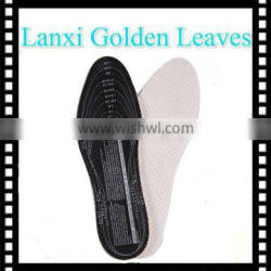 3mm latex shoe soles good quality non-woven waterproof shoe insole material