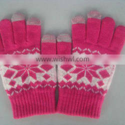 Hot sell magic e-touch gloves for smartphone