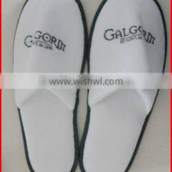 high quality hotel indoor slippers with logo