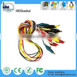 2015 competitive price high cost-effective testing leads/test leads banana plug made in china