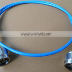 N ale to N male Semi-flexible RG402 RG141 feeder Cable Assembly
