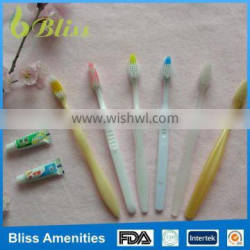 M0005 Disposable Toothbrush Toothpast Travelling Hotel Products